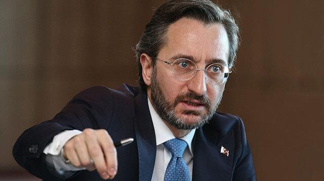 İletişim Başkanı Altun'dan İYİ Partili Türkkan'a 'duruşmasız ceza' yanıtı: Meclis'in çıkardığı yasadan bile haberin yok