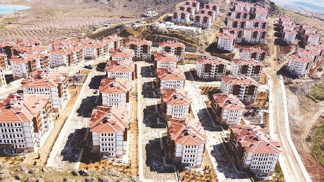 Battalgazi'de 2 bin deprem konutu hazır