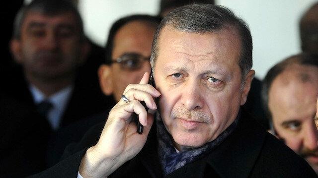 Cumhurbaşkanı Erdoğan İtalya Başbakanı Draghi ile telefonda görüştü