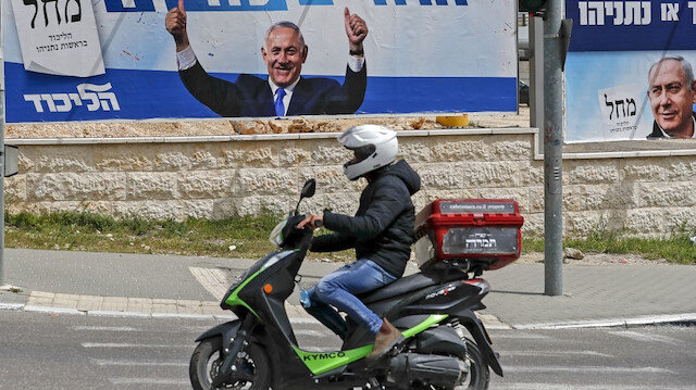 İsrailli seçmenler 2 yıl içinde dördünü kez sandık başında