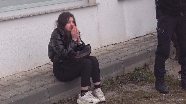 Eski erkek arkadaşı tarafından darp edilip kaçırılan Elif: Hayatımı KADES'e borçluyum
