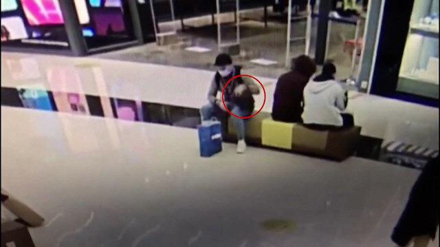 Mostafa Mohamed'in çantasını çalan hırsız yakalandı