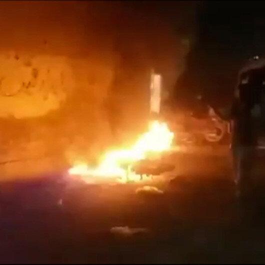 Pakistanda polis merkezi yakınında patlama: 4 ölü, 14 yaralı