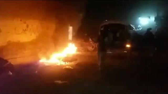 Pakistan'da polis merkezi yakınında patlama: 4 ölü, 14 yaralı