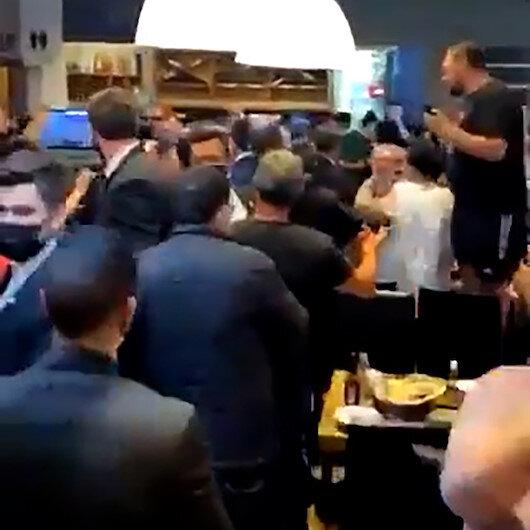 Gazze'den atılan roket İsraili panikletti: Netanyahu bulunduğu restorandan apar topar çıkarıldı