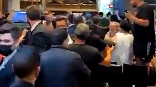 Gazze'den atılan roket İsrail'i panikletti: Netanyahu bulunduğu restorandan apar topar çıkarıldı