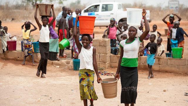 Nijerya'da temiz su sorunu: Milyonlarca kişi hastalık riskiyle karşı karşıya