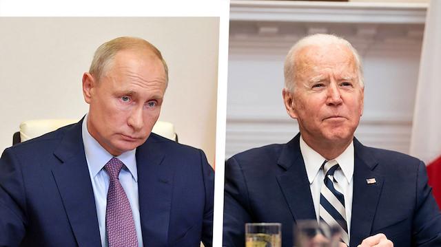 Başkan Biden Putin'in çevrim içi tartışma teklifini geri çevirdi