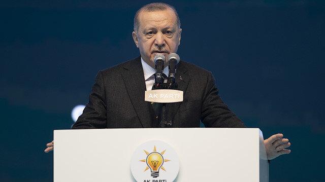 Cumhurbaşkanı Erdoğan: Dövizi ve altını ekonomiye kazandıralım