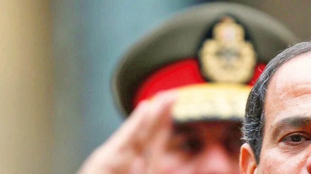 Sisi'nin ipiyle Mısır'a inilir mi?