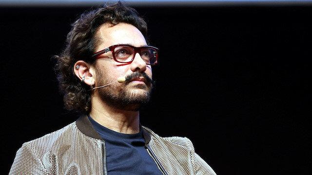 Bollywood yıldızı Aamir Khan koronavirüse yakalandı