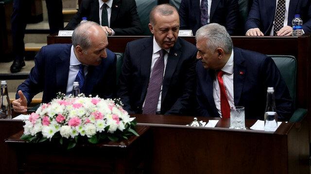 AK Parti MKYK'sı belli oldu: Binali Yıldırım ile birlikte çok sayıda sürpriz isim var