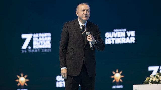 Cumhurbaşkanı Erdoğan: Cumhur İttifakı masa başı ittifak değil gönül mutabakatıdır