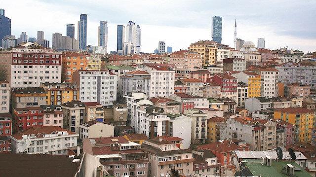 İstanbul'da 3,1 milyon konut deprem riski taşıyor: Her 10 binadan 7'si 20 yaşın üstünde