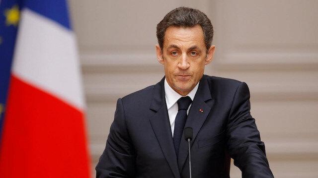 Fransa eski Cumhurbaşkanı Sarkozy:  Avrupa Türkiye'ye karşı ikiyüzlülük sergiledi