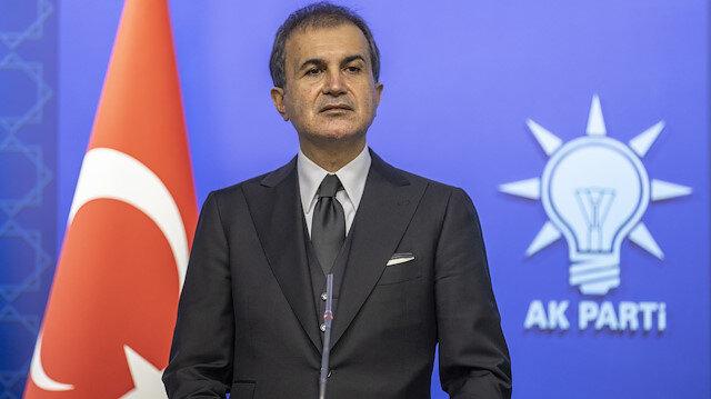 AK Parti Sözcüsü Ömer Çelik'ten 'kabinede değişiklik' iddialarına yanıt: Cumhurbaşkanımızın takdirindedir
