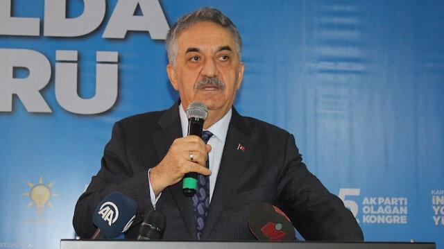AK Parti Genel Başkan Yardımcısı Hayati Yazıcı: MKYK üye sayısı 50'den 75'e, yedek üye sayısı ise 25'ten 35'e çıkarıldı