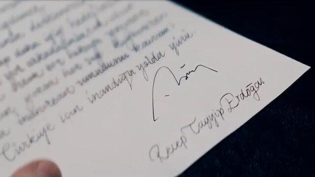 AK Parti'den kongre gününe özel video: Sevgimiz ile saygımız ile el ele olacağız biz, sözümüz söz