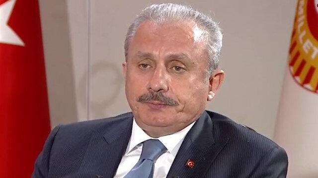 TBMM Başkanı Şentop: Yeni anayasa için bir çözüm yolu bulunabilir