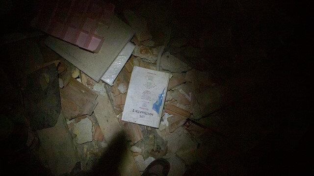 İzmir depremi ve Elif'in kitabı