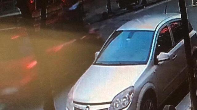 Esenlerde korkunç kaza: Otomobilin çarptığı kadın metrelerce savruldu