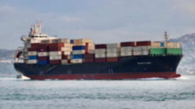 İran İsrailli şirkete ait kargo gemisini füzeyle vurdu