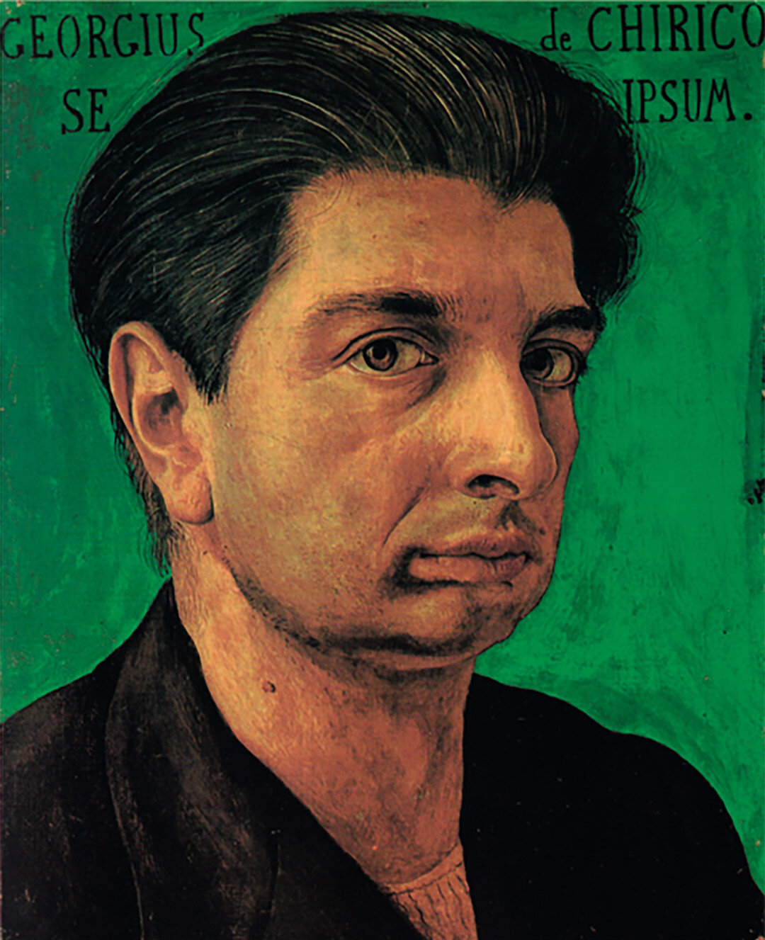 Metafizik sanatının kurucusu: Giorgio de Chirico