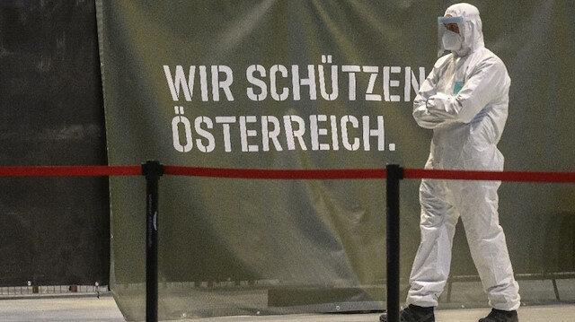 Avusturya'da Kovid-19 vakalarındaki artış nedeniyle bölgesel karantina uygulaması başlatılacak