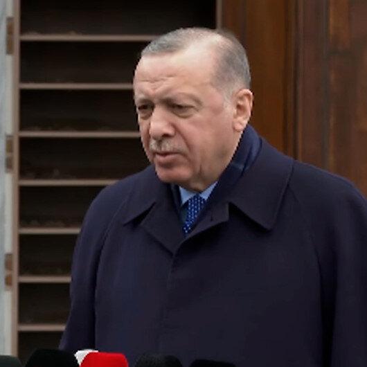 Cumhurbaşkanı Erdoğan İstanbul Sözleşmesi tartışmalarına son noktayı koydu: Bu iş bitmiştir