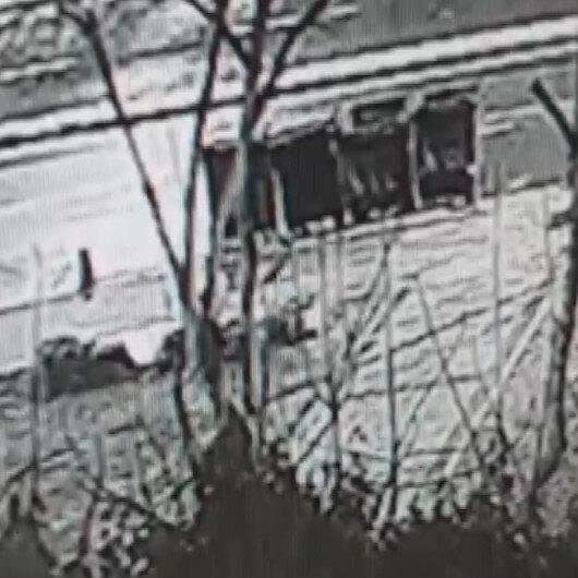 Kız Kulesinin karşısındaki ağaçların elektrikli testereyle kesilme görüntüleri ortaya çıktı