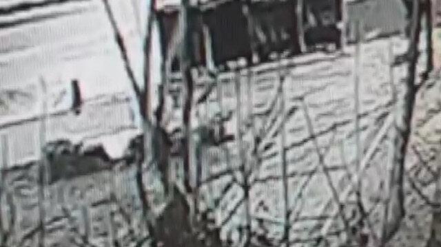 Kız Kulesi'nin karşısındaki ağaçların elektrikli testereyle kesilme görüntüleri ortaya çıktı