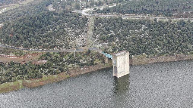 İstanbul barajlarının doluluk oranı yüzde 70'i geçti