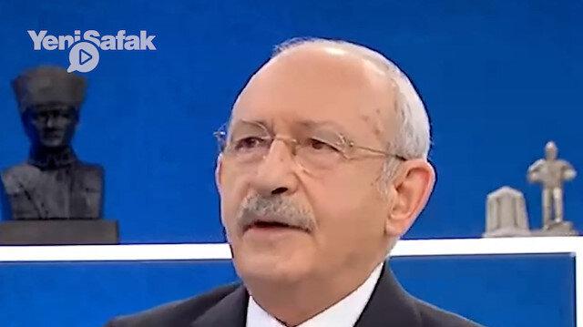CHP Genel Başkanı Kılıçdaroğlu'ndan HDP'ye savunma: Niye eleştireyim?