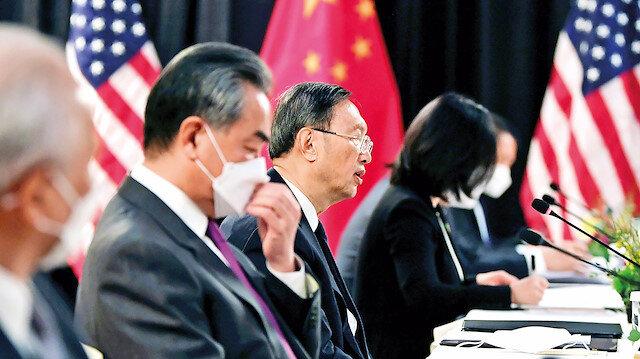 Çin'den karşı atak