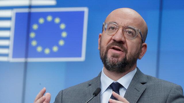 AB Konseyi Başkanı Michel: Nisan ayında Türkiye'yi ziyaret etmek istiyoruz
