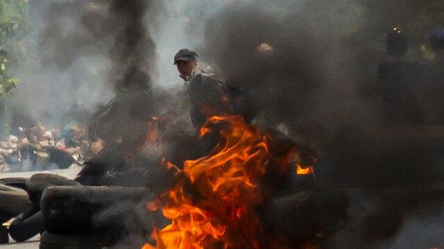Myanmar'da darbeciler sivillere ateş açtı: 114 ölü