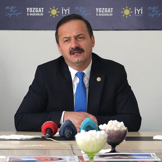 İYİ Partili Ağıralioğlu HDP kapatılsın demedi: Teröre bulaşan cezalandırılsın