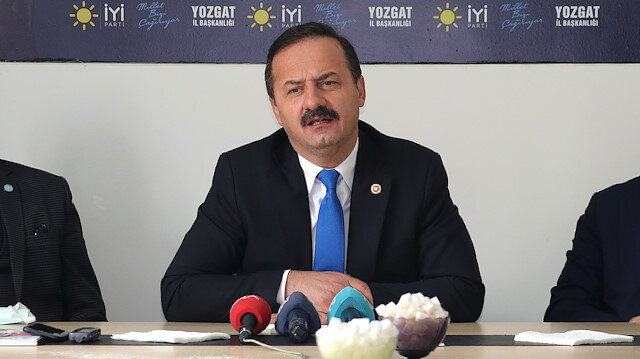 İYİ Partili Ağıralioğlu 'HDP kapatılsın' demedi: Teröre bulaşan cezalandırılsın