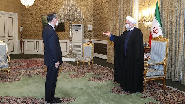 İran ile Çin arasında 25 yıllık iş birliği anlaşması