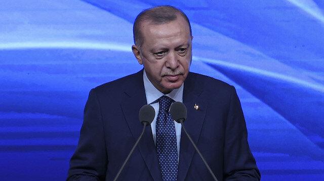 Cumhurbaşkanı Erdoğan: İçme suyu eylem planı hazırladık