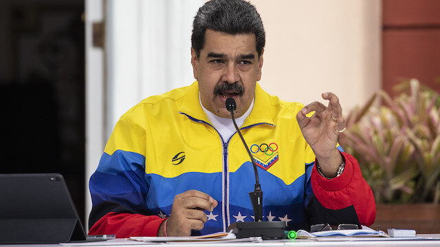 """Hesabı kapatılan Venezuela Devlet Başkanı Maduro'dan Facebook'a tepki: Bu """"Dijital Totalitarizm"""""""