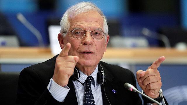 AB Yüksek Temsilcisi Borrell: Türkiye ile aktif şekilde çalışmaya devam etmeliyiz