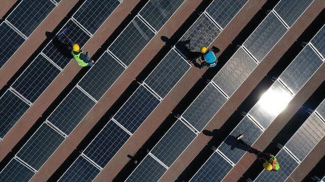 Bakan Dönmez açıkladı: Yüzde 96,4'ü yenilenebilir enerji kaynaklarından sağlandı