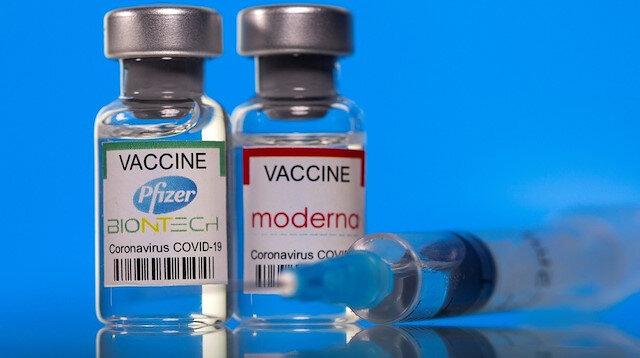 ABD'den yeni rapor: Pfizer ve Moderna aşılarının etki oranı açıklandı