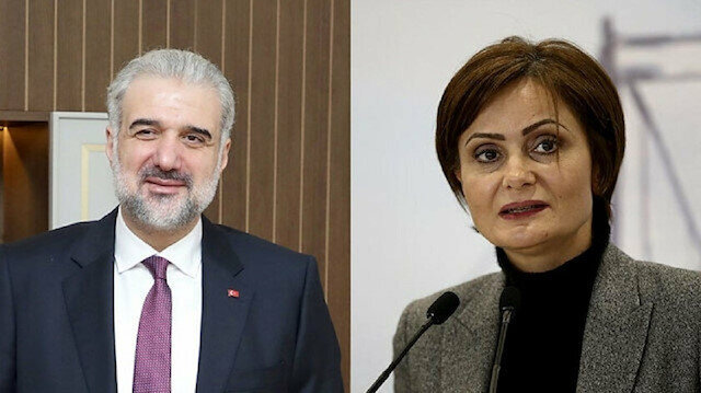 AK Parti İstanbul İl Başkanı Kabaktepe: Kaftancıoğlu'nun amacı ziyaret değil PR çalışması yapmak