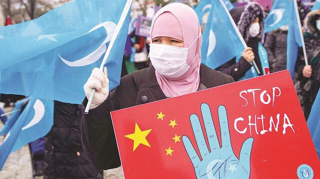 BM'den Doğu Türkistan hamlesi: Çin'le 'engelleri kaldır' görüşmesi