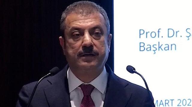 Merkez Bankası Başkanı Kavcıoğlu:  Enflasyonda yüzde 5 hedefine sıkı sıkıya bağlıyız