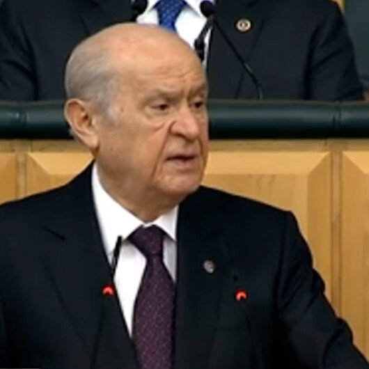 Devlet Bahçeli: CHPnin bir gün olsun Türkmenelinin gözyaşlarından bahsettiğini duyanınız oldu mu?