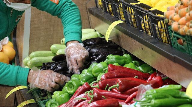 Çiftçiden doğrudan market rafına: Tarım Kredi Kooperatif Market 205'inci mağazasını açtı
