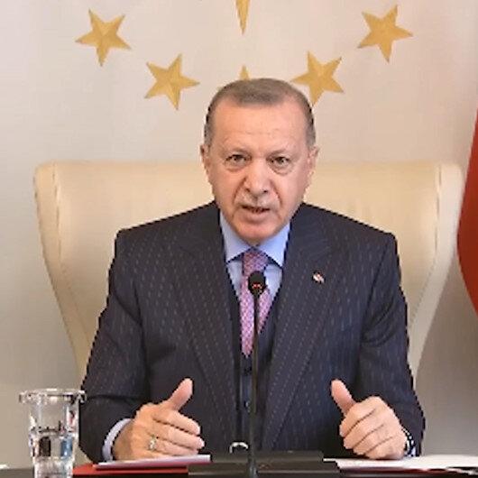 Cumhurbaşkanı Erdoğan: Ramazan Bayramından sonra Şuşayı ziyaret edeceğim